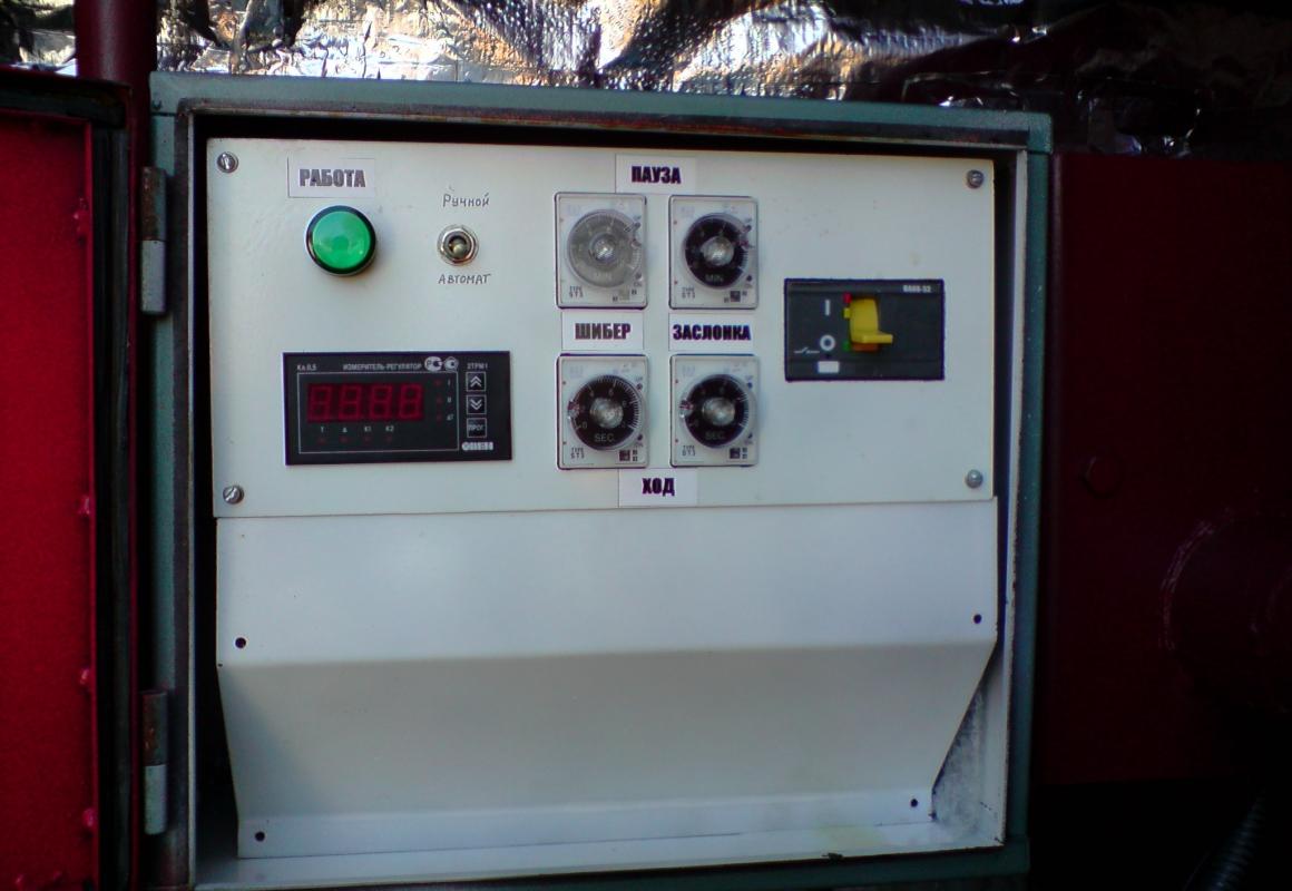 конструкция теплогенератора